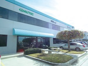 AUTEC LA HQ Outside
