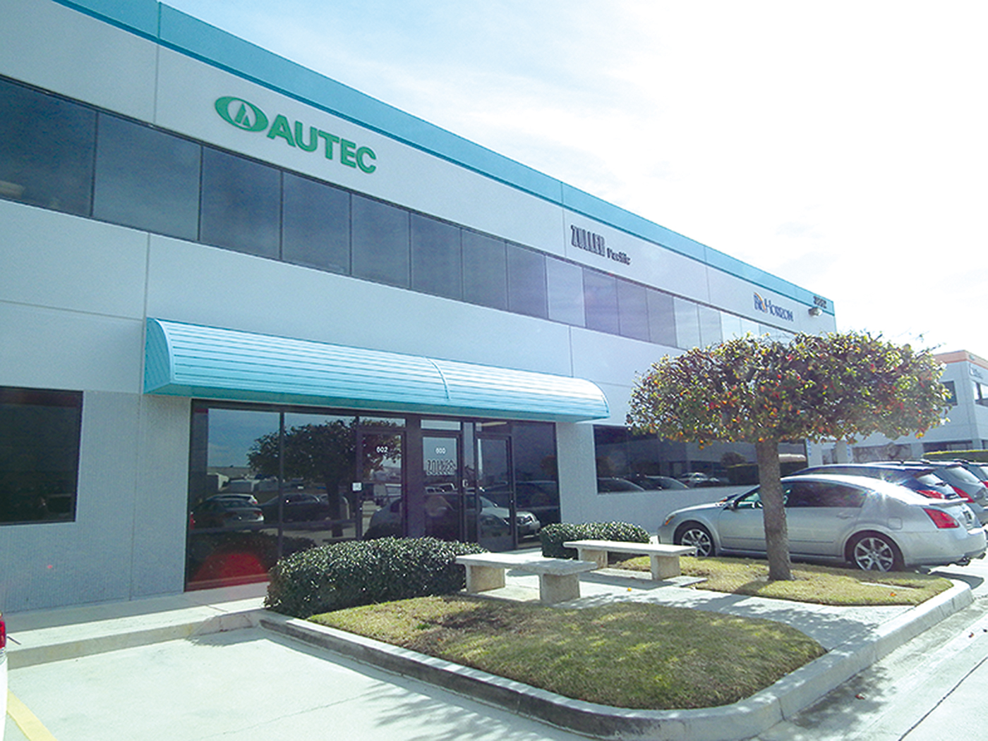 AUTEC Sushi Machine and Equipment Manufacturer Los Angeles Showroom
