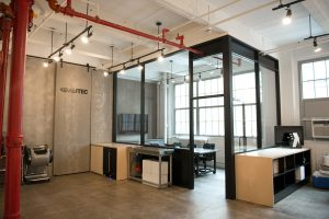 AUTEC New York Showroom