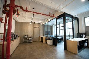 AUTEC NY Showroom at Industry City