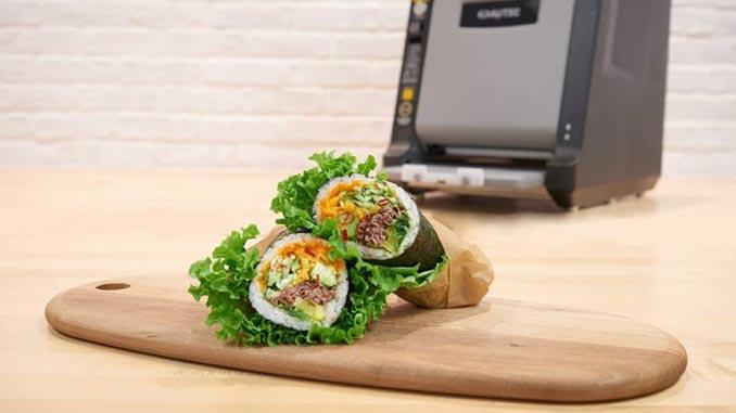 Restaurant Technology Spotlight: AUTEC Sushi Robots