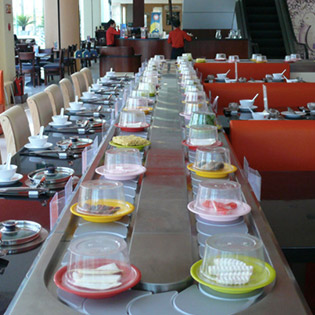 Will We See More Conveyor Belts in Post-Pandemic Restaurants?