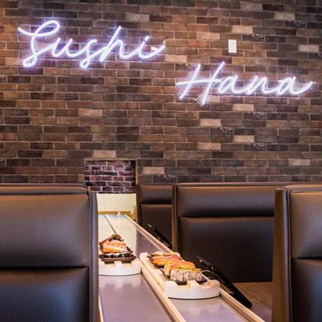Equipment-Driven Service Style Change at Sushi Hana